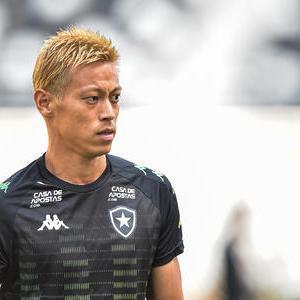 本田が足首捻挫で欠場 バスコ・ダ・ガマ戦で負傷
