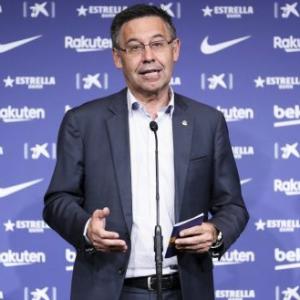 バルセロナのバルトメウ会長が辞任を発表…前日の続投宣言から一転