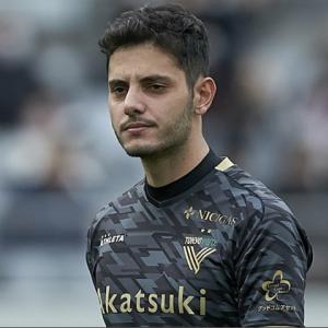"""「日本サッカーは世界の他国とは異なる」 ブラジル人GKが""""Jリーグの難しさ""""を告白"""