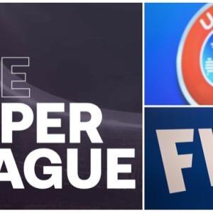UEFAの処分に対し…欧州SL参加3クラブが抗議「容認できない圧力、脅迫、攻撃を受けている」