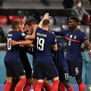 EURO2020グループF フランス対ドイツ 結果