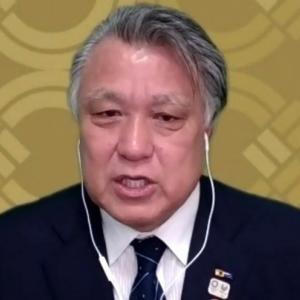 日本協会・田嶋会長 代表戦の低視聴率に言及「若い世代がテレビを見なくなった」