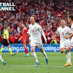 EURO2020 ウクライナ対オーストリア フィンランド対ベルギー等 結果