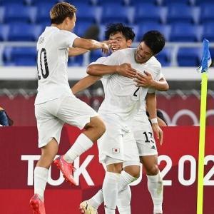 男子サッカーのベスト8が決定! ドイツ、アルゼンチンが敗退、日本は次戦ニュージーランドと激突。【東