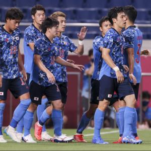 【速報】延長前半もともに得点なく後半へ 日本東京五輪男子サッカー ニュージーランド戦