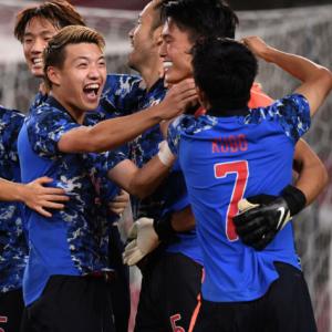 【速報】東京五輪男子サッカー準決勝 U24日本対U24スペイン 採点&寸評