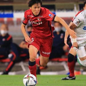 湘南 元日本代表DF杉岡大暉を期限付きで獲得 一昨年、湘南から鹿島に移籍 異例の出戻り