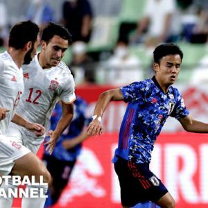 スペインメディア、準決勝に向けU-24日本代表を警戒「守備が際立っている」