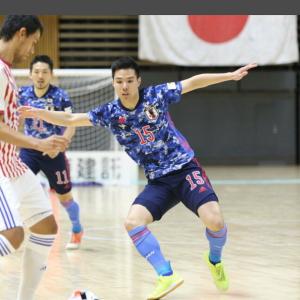 日本代表グループE、2位通過なるか 因縁のパラグアイ戦へ〈FIFA フットサル ワールドカップ リトアニア 2021〉