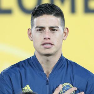 コロンビア代表ハメス・ロドリゲスがカタールのアルライヤン移籍決定 エバートンから放出