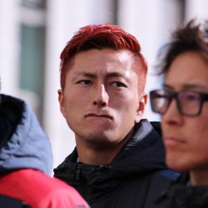 鈴木優磨がホームシック説、全面否定 「おれが?笑 ない」
