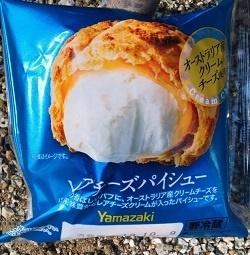 レアチーズパイシュー(ヤマザキ)