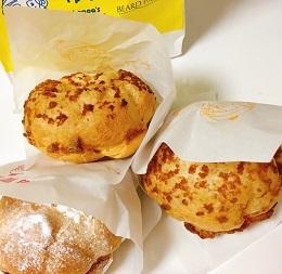 【クッキーシュー】またまたビアードパパのシュークリーム3個買ってきました!