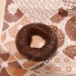 ミスドのチョコレートドーナツやっぱり美味しい♪