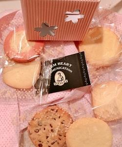 ステラおばさんのクッキー 桜アソート春限定のクッキーを食べました!