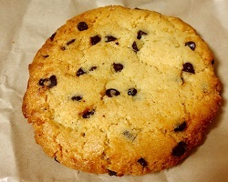 ブルックリン ロースティング カンパニー 北浜店で買ったチョコチップクッキー