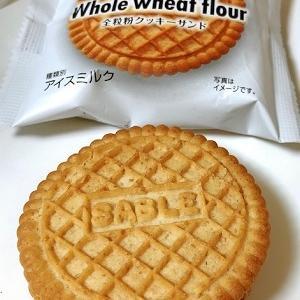 フタバ クッキーパーラーアイス♪全粒粉クッキーサンドアイス