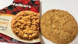 成城石井に売ってるWalkersエキストリームジンジャークッキーを食べました♪