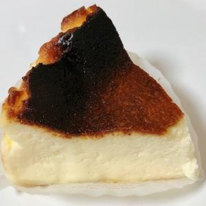 「レーブドゥシェフ」のバスクチーズケーキ♡