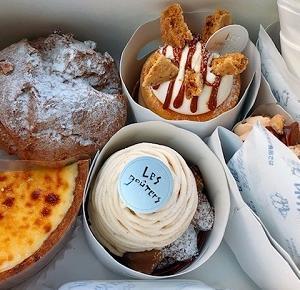 大阪で人気ナンバーワンのケーキのチーズケーキ♪レグーテのチーズケーキ♡