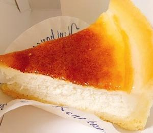 カマンベールチーズケーキ♪(ケントハウス)