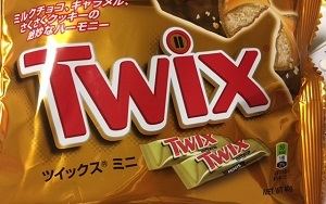 Twix(ツイックスミニ)マースジャパン