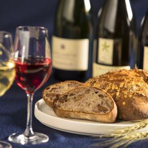 パンとワインのマリアージュ!!