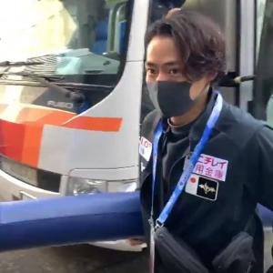 NHK杯 公式練習