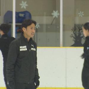 高橋大輔フィギュアスケート教室が新潟市で開催。
