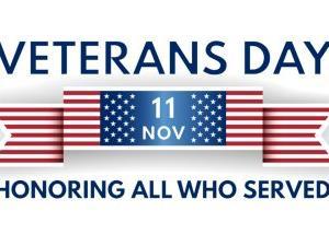 Veterans Day ~ 11月11日退役軍人記念日
