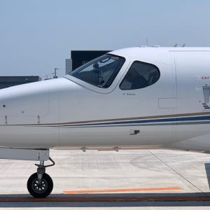 ジェット機を買って一人で飛ぶこと ~ 男の最高峰の勲章