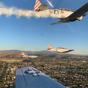 ハリウッドへのミッション ~ Veterans day