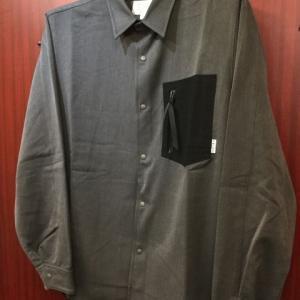 Stretch Zip Pocket Shirts