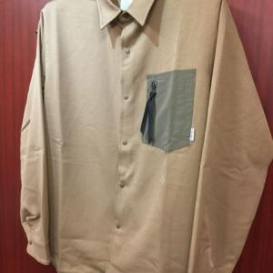 Stretch Zip Pocket Shirts(CM)