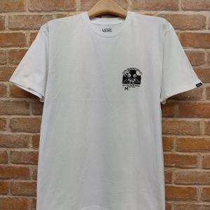 VANS / OTW BROS. back print t-shirt
