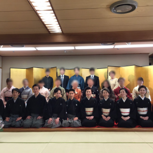 第8回舞寿美会お浚い会でした。
