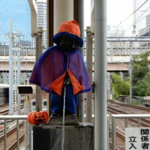 浜松町駅の小便小僧【2020年10月バージョン】