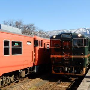 高岡の観光列車「ベルもんた」