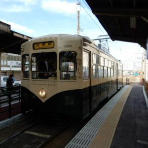 富山地方鉄道市内線・レトロ電車