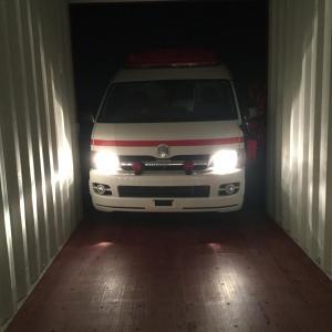 20190216/元横綱日馬富士関がモンゴルへ救急車寄付。