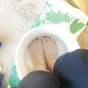 足湯で逆子がなおった*妊娠後期の足湯セット