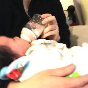 【1歳9ヶ月×1ヶ月】哺乳瓶をチェンジ