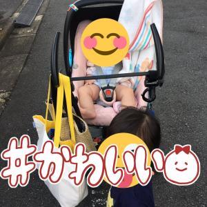 【2歳3ヶ月×生後7ヶ月】雨の日のベビーカー二人登園グッズ【必死】