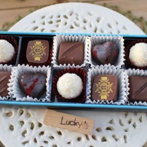 ル・コルドン・ブルー チョコレートボンボンのレッスン