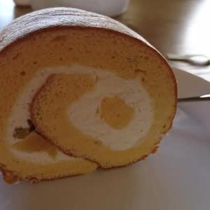 ロールケーキのレッスン