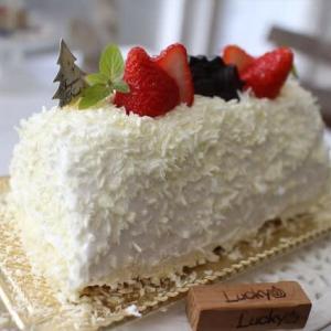 クリスマスケーキ Bûche de Noël ビッシュドノエル
