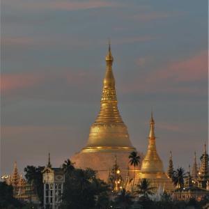 ミャンマーの「軍政」・無毒無害のカルスト空気「天狗高原」・梅花の「高知城」は春