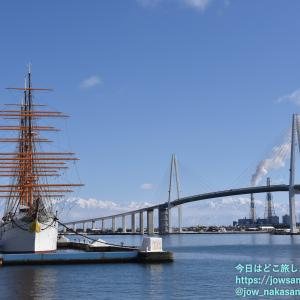 今日はどこを旅しよう – 富山県「雨晴海岸・海王丸・新湊大橋」と石川県「兼六園」へ