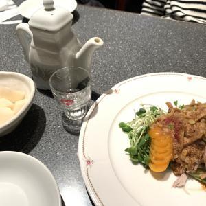 中華料理(新楽飯店)