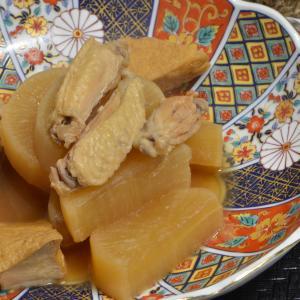 サバの味噌煮&もずくの天ぷら